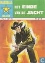 Bandes dessinées - Marshall mini-strip - Het einde van de jacht