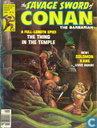 Bandes dessinées - Conan - The Savage Sword of Conan the Barbarian