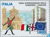 Postage Stamps - Italy [ITA] - Fair of Sardinia