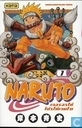 Comic Books - Naruto - Naruto 1