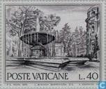 Postage Stamps - Vatican City - European Architectural Heritage Year