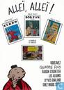 Affiches et posters - Bandes dessinées - Alleï alleï