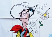 Comic Books - Lucky Luke - Lucky Luke Reuze-poster (deel 1)