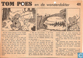 Strips - Bommel en Tom Poes - Tom Poes en de watergeest