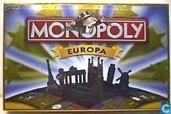 Board games - Monopoly - Monopoly Europa