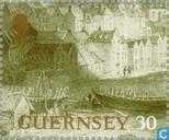 Timbres-poste - Guernesey - Postzegeltyentoonstelling Pacifique 97
