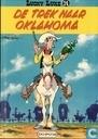 Bandes dessinées - Lucky Luke - De trek naar Oklahoma