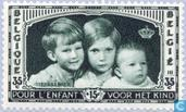 Postage Stamps - Belgium [BEL] - Royal Children