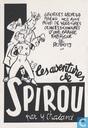 Ansichtskarten  - Chaland, Yves - Les aventures de Spirou