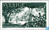 Postzegels - Zweden [SWE] - Literatur-Nobelpreisträger