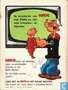 Bandes dessinées - Popeye - Popeye in het wilde westen
