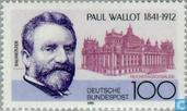 Postzegels - Duitsland, Bondsrepubliek [DEU] - Paul Wallot