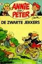 Comic Books - Annie en Peter - De zwarte jekkers
