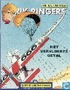 Strips - Rik Ringers - Het vervloekte getal