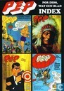 Comic Books - Pep (magazine) - Pep index