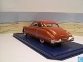 """Model cars - Atlas - De Buick van professor Smith uit """"Kuifje en het Zwarte Goud"""""""