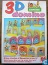 Spellen - Domino (plaatjes) - Sesamstraat - 3D domino