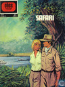 Comic Books - Levensschetsen - Safari