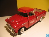 Model cars - Johnny Lightning - Chevrolet Pickup Coca-Cola