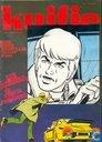 Comic Books - Kuifje (magazine) - de zwarte ridder