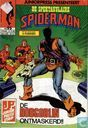Comics - Spider-Man - de hobgoblin ontmaskerd!