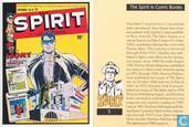 Cartes à collectionner - The Spirit - The Spirit in Comic Books