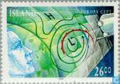 Postage Stamps - Iceland - Europe – Aerospace