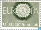 Timbres-poste - Belgique [BEL] - Europe – Roue à rayons