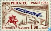 Postzegeltentoonstelling Philatec