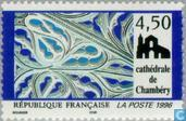 Postage Stamps - France [FRA] - Chambéry Cathedral