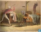 Livres - Divers - De muis of de gestoorde nachtrust, eene berijmde geschiedenis in twaalf taferelen, voor jong en oud.