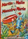 Comics - Pinkie Pienter - Martin le Malin et le monstre marin