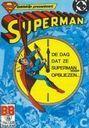 Strips - Superman [DC] - De dag dat ze superman opbliezen
