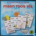 Maan Roos Vis  Woordjes Kwartet