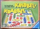 Board games - Kribbel Krabbel - Kribbel Krabbel