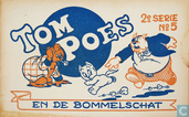 Comic Books - Bumble and Tom Puss - Tom Poes en de Bommelschat