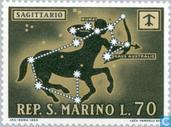 Postage Stamps - San Marino - Astrology