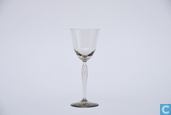 Glas / kristal - Kristalunie - Ponti Glas 127 mm fumi