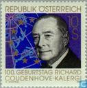 Richard Coudenhove-Kalergi, Richard Nikolaus Graf v. 100 années