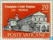Postage Stamps - Vatican City - St. Paul's arrival in Rome