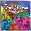Brettspiele - Trivial Pursuit - Trivial Pursuit - Knack Editie