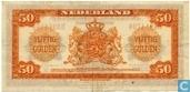 Banknotes - Muntbiljet 1943 - 50 guilder Netherlands 1943