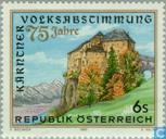 Briefmarken - Österreich [AUT] - Kärnten Referendum 75 Jahre