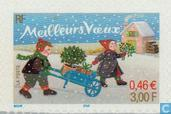 Postage Stamps - France [FRA] - New Year