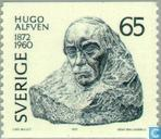 Postage Stamps - Sweden [SWE] - 100th birthday of Hugo Alfvén