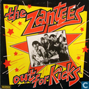 Disques vinyl et CD - Zantees, The - Out for kicks