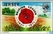 British Legion 50 jaar