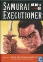 Comics - Samurai Executioner - When the demon knife weeps
