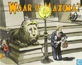 Comic Books - Waar is Maxima? - Waar is Maxima?
