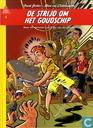 Strips - Bob Evers - De strijd om het goudschip
